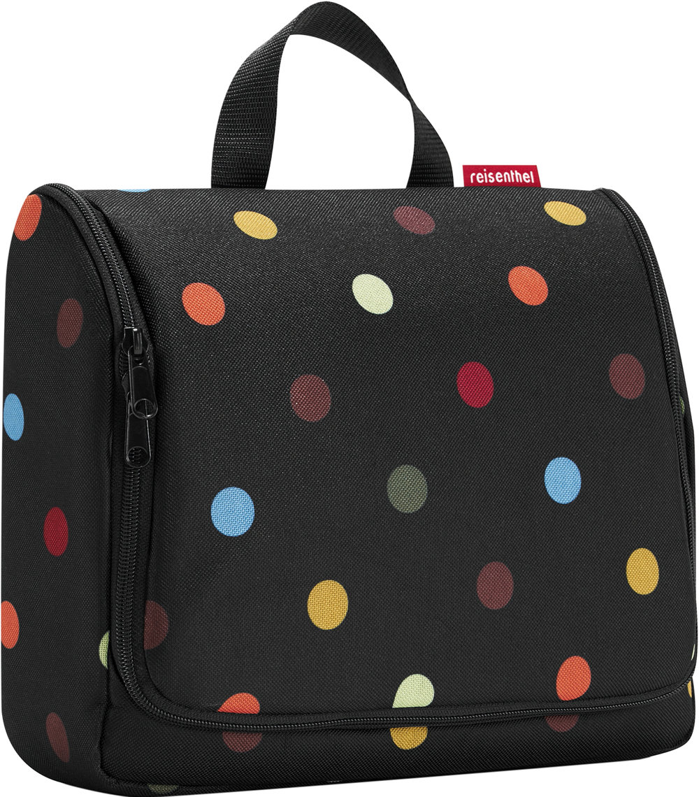 "reisenthel toiletbag XL ""dots"""